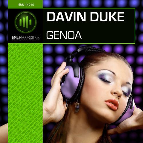 Davin Duke - Genoa (Release Date 21st Feb 2014)