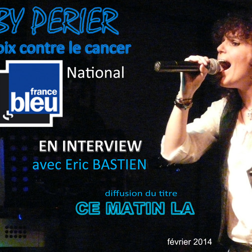 PODCAST : Faby Perier en interview sur France Bleu Nationale avec Eric Bastien