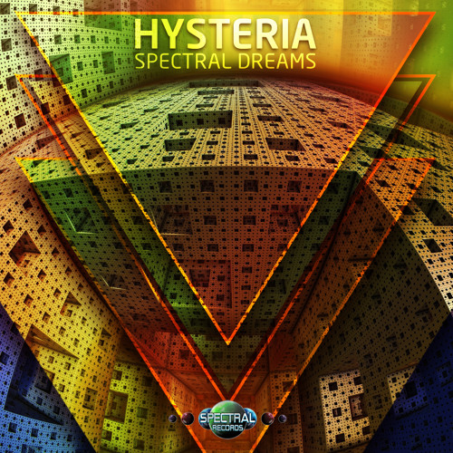 Hysteria presents - Spectral Dreams EP (Promo Mix) Debut Spectral Records