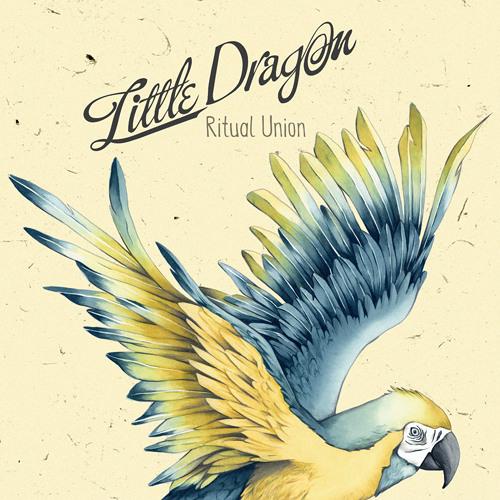 "Little Dragon/Alex Barck - "" RITUAL UNION/MOVE SLOWLY """