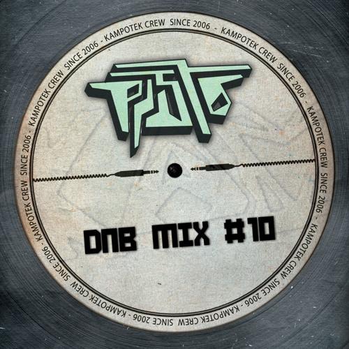 DnB MiX #10 Feb 2014