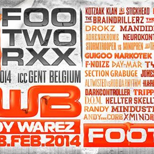 The Brutal and Sadistic Show @ Sandy Warez Bday - ICC Gent 08.02.2014