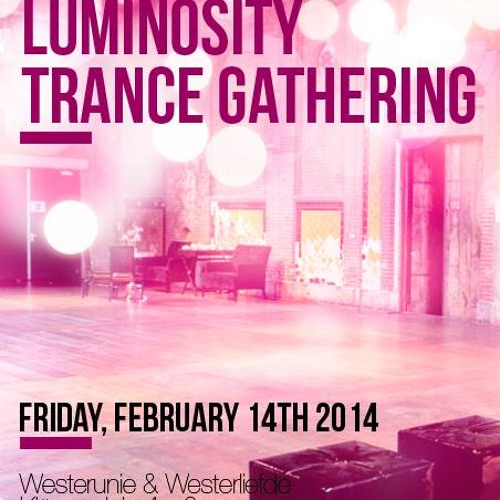 Angry Man live @ Luminosity Trance Gathering - Amsterdam 14-02-2014