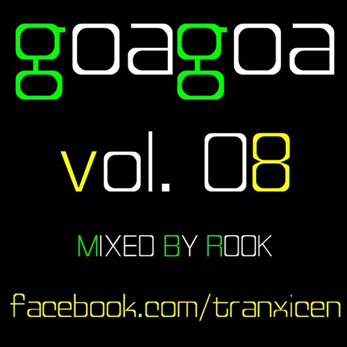 """Rook - Goa Goa Vol.8 """"available to download"""""""