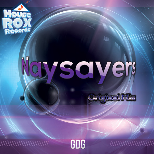 HRR039 - GDG - Naysayers - Original Mix | OUT NOW