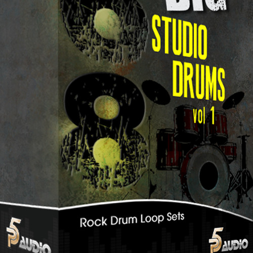 Big Studio Drum Loops 6-8 Edition Vol. 1 DEMO