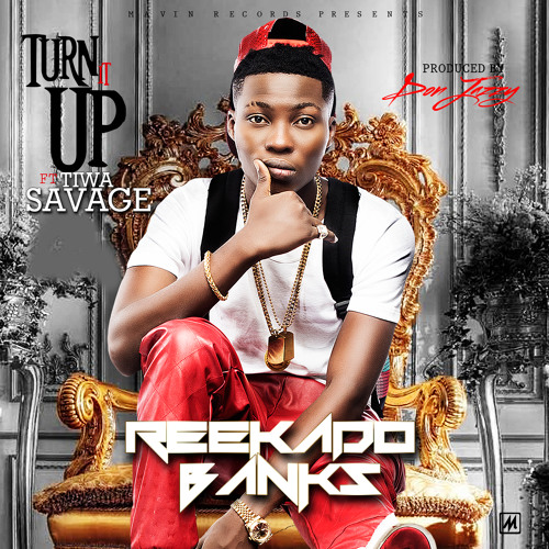 Reekardo Banks Feat. Tiwa Savage – Turn It Up
