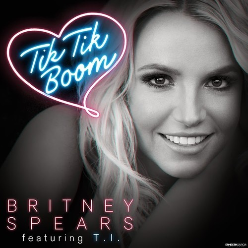 BRITNEY SPEARS Tik Tik Boom Ft T.I. [JRMX Remix] (Preview)