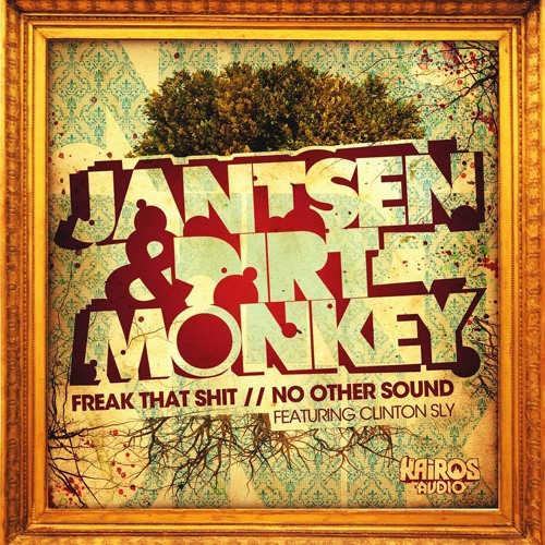 No Other Sound (feat. Clinton Sly) - Jantsen & Dirt Monkey