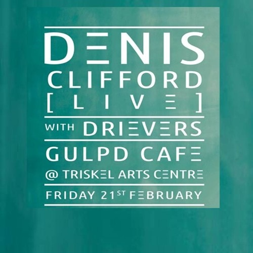 Denis Clifford - Live at GulpD Cafe, Cork 21.02.14
