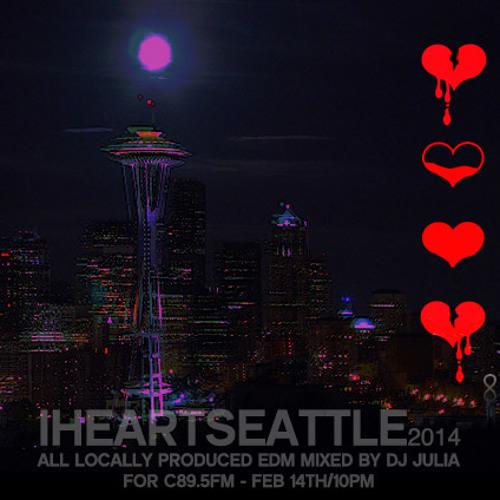dj julia IHEARTSEATTLE2014 C89.5FM