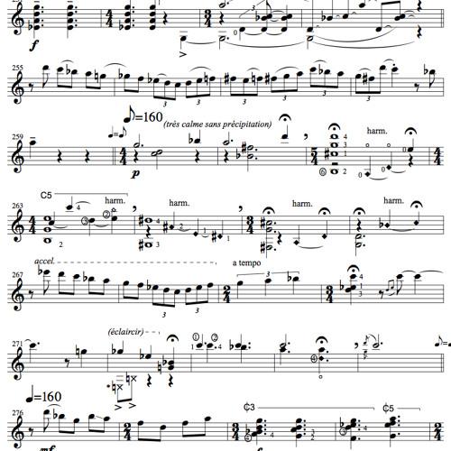 Clair - Obscur pour guitare (1997/2002)