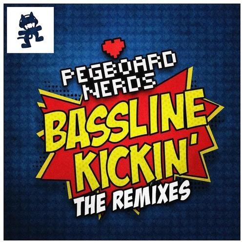 Pegboard Nerds - Bassline Kickin' (Silverback Remix) [Bass Boosted]