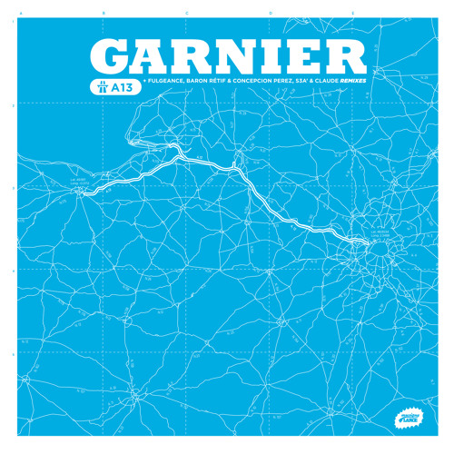 A3 GARNIER - The Revenge Of The Lol Cat (Fulgeance Remix) (preview)