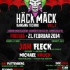 Michael Kruck - Häck Mäck vol. 7 Club London Underground Ludwigshafen 21.02.2014
