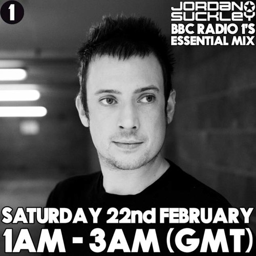 Jordan Suckley- BBC Radio 1 Essential mix (22.02.2014)