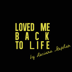 Celine Dion - Love Me Back To Life (cover by Luciana)