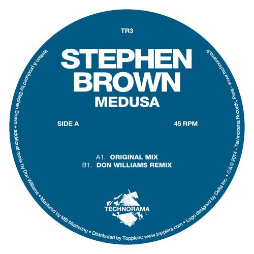 Stephen Brown - Medusa [TR3] snippets