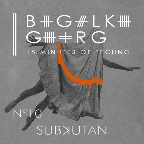 45 Minutes of Techno by Subʞutan