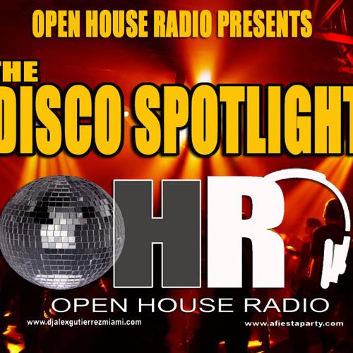 Sylvester Disco Spotlight