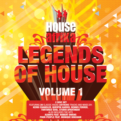 Legends Of House - Volume 1 (Album Preview) (Double CD)