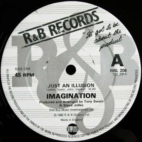 Imagination & Mika Olson - Just An Illusion (RZ's House Edit)