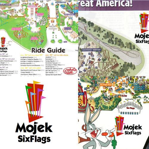Mojek- Sixflags