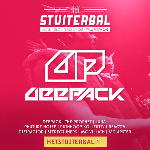 Deepack // Warm-up mix #4 (Het Stuiterbal 2014)