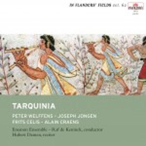Demo uit Tarquinia Cd van Emanon olv Raf De Keninck