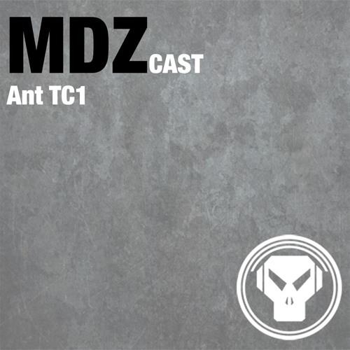 Metalheadz podcast 45 - Ant TC1 - Feb 2014