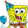 Spongebob wishes Joseph a Happy Birthday!!! at Bikini bottem