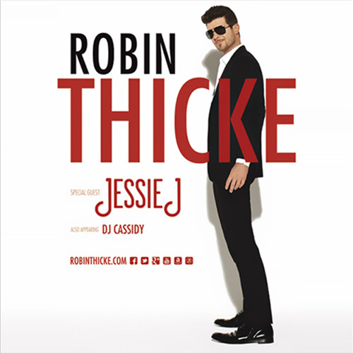 Robin Thicke, Jessie J, Nile Rogers & Phillip Bailey - Calling All Hearts