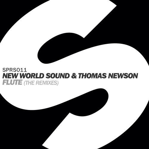 Flute (Uberjakd remix) - New World Sound & Thomas Newson *OUT SOON on Spinnin*