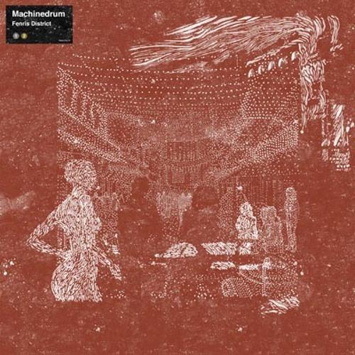 Machinedrum - Back Seat Ho (Rustie Remix)