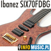 Ibanez SIX70FDBG - Test w infomusic.pl