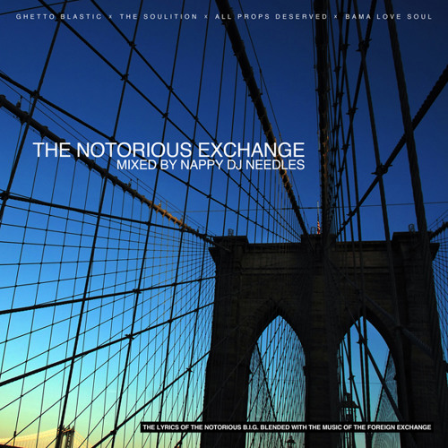 DJ Needles - The Notorious Exchange | March 7