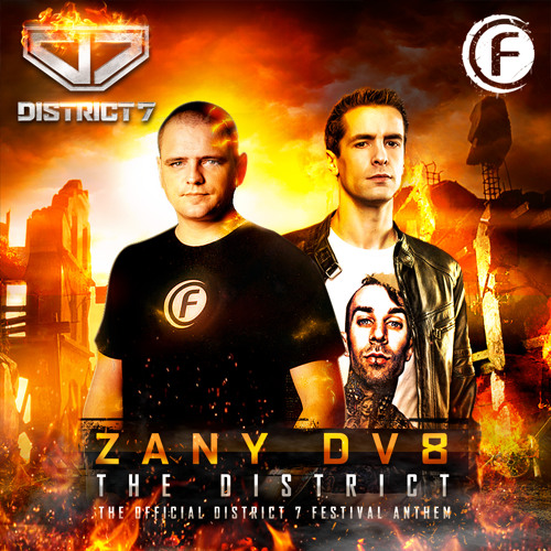 Zany & DV8 - The District