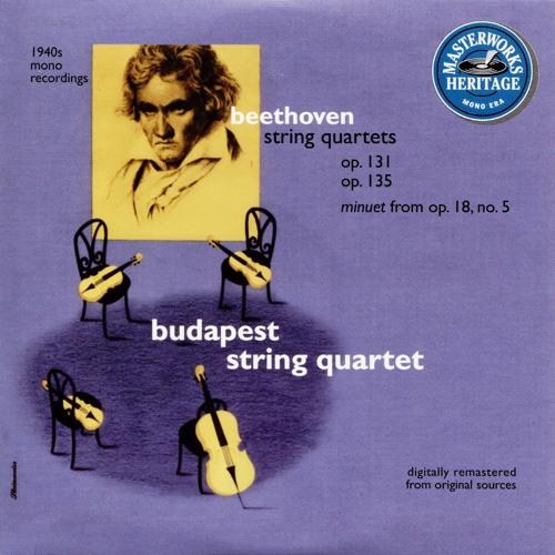 Beethoven  String Quartet #14 C-sharp minor Op.131