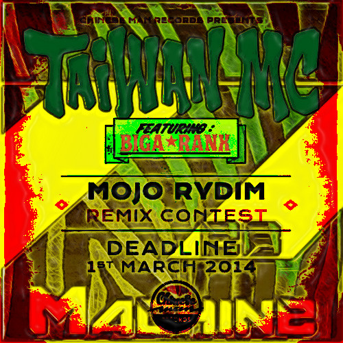 Mojo Rydim By ZebMachine (Feat. Taiwan Mc & Biga Ranx)