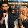 Direct from Hollywood:  Shakira Says Adam Levine Gets On Her Nerves on 'The Voice'