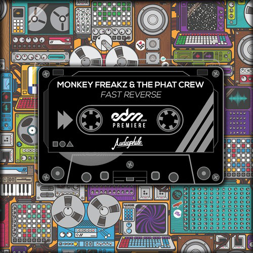 Fast Reverse by Monkey Freakz & The Phat Crew - EDM.com Premiere