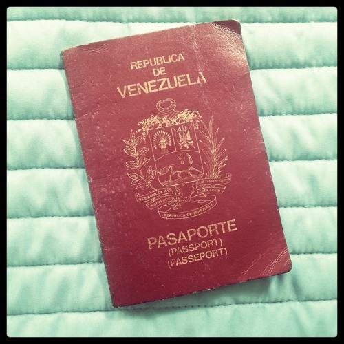 Mixtape #277: Pasaporte venezolano