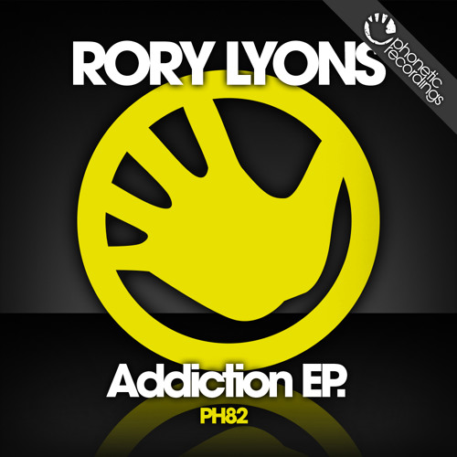 Rory Lyons - Addiction EP OUT NOW