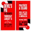 Devil's Pie: The Relaunch DJ Sets. O-Dub