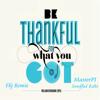 Fkj feat William Devaughn - Be Thankful  - MasterPI Soulful Edit
