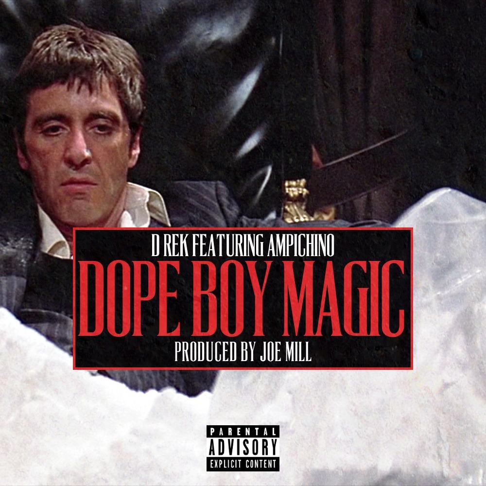 D Rek ft.Ampichino - Dopeboy Magic [THIZZLER.com]