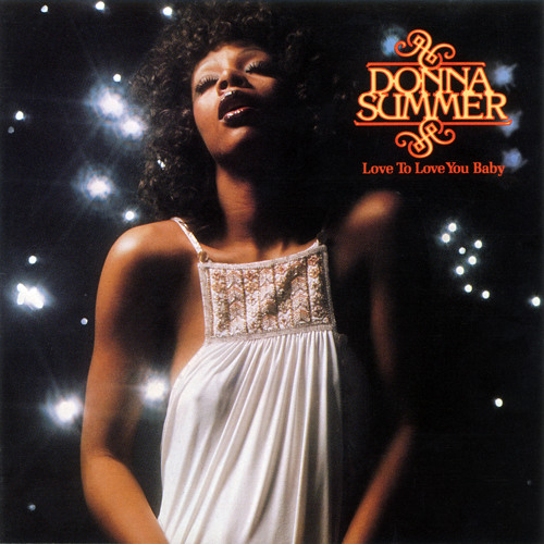 Donna Summer - Love To Love You Baby [Extended] (1975)