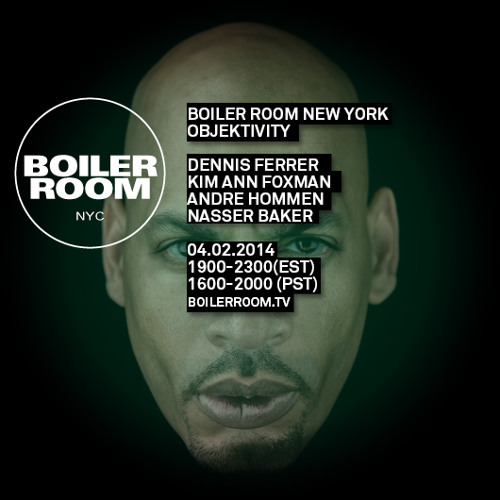 Andre Hommen Boiler Room NYC DJ Set