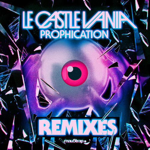 Le Castle Vania - Disintegration (Dirtyphonics Remix)