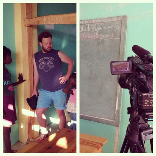 Film 'How to Build a School in Haiti' examines impact of international aid on Haitian town